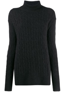 Ralph Lauren: Polo cable knit jumper