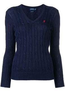 Ralph Lauren: Polo cable knit pullover