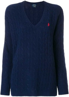 Ralph Lauren: Polo cable-knit sweater