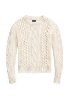 Ralph Lauren: Polo Cable Knit Sweater