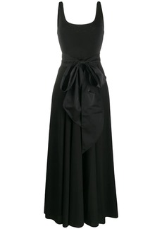 Ralph Lauren: Polo cady maxi dress