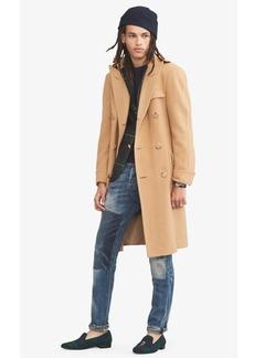 Ralph Lauren Polo Camel-Hair Topcoat