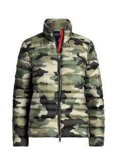Ralph Lauren: Polo Camo Down Puffer Jacket
