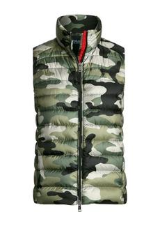 Ralph Lauren: Polo Camo Down Puffer Vest