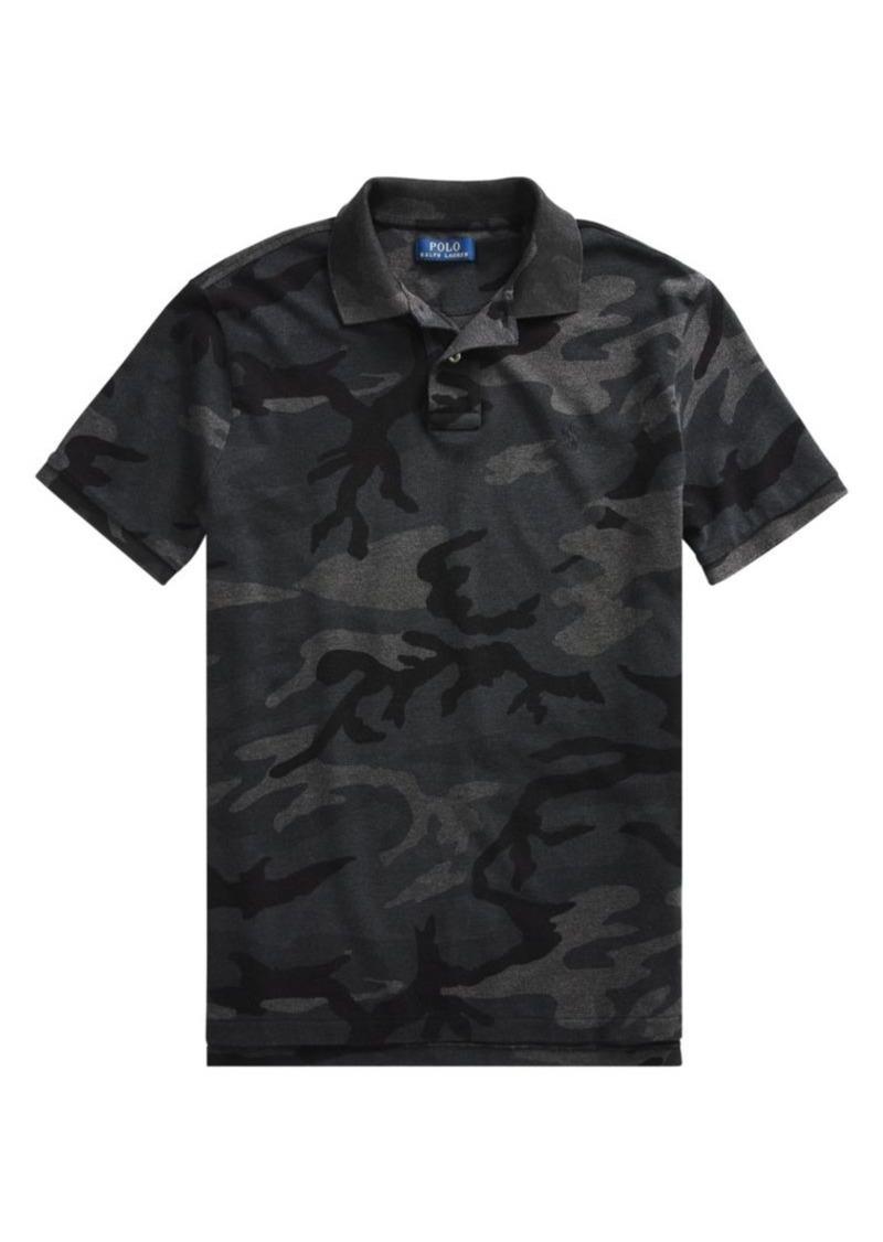 Ralph Lauren Polo Camo-Print Polo Shirt