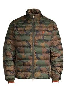 Ralph Lauren Polo Camouflage Packable Down Jacket