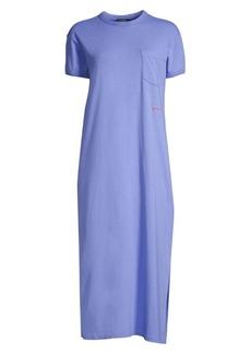 Ralph Lauren: Polo Casual Pocket Midi T-Shirt Dress