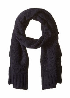 Ralph Lauren: Polo Chainstitch Anchor Scarf