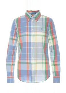 Ralph Lauren: Polo Checked cotton shirt