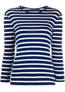 Ralph Lauren: Polo chest logo jumper