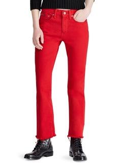 Ralph Lauren: Polo Chrystie Crop Jeans