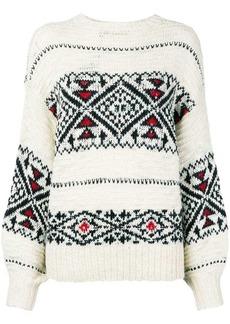 Ralph Lauren: Polo chunky knit jumper