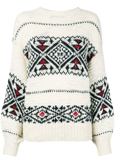 Ralph Lauren: Polo chunky knit jumper