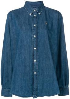 Ralph Lauren: Polo classic denim shirt