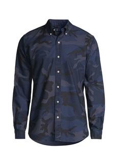 Ralph Lauren Polo Classic-Fit Camo Shirt