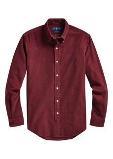 Ralph Lauren Polo Classic-Fit Corduroy Shirt