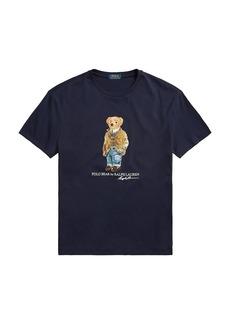 Ralph Lauren Polo Classic-Fit Polo Bear T-Shirt