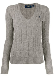 Ralph Lauren: Polo classic knitted jumper