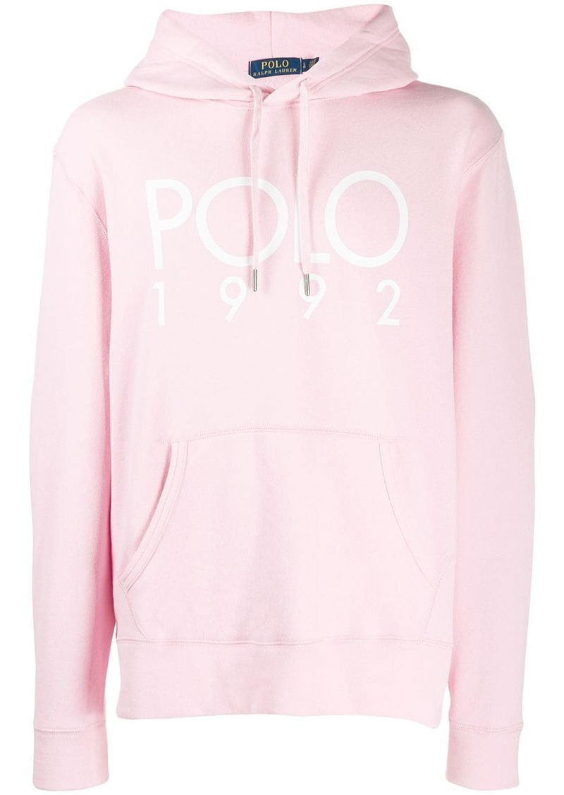 Ralph Lauren Polo classic logo hoodie