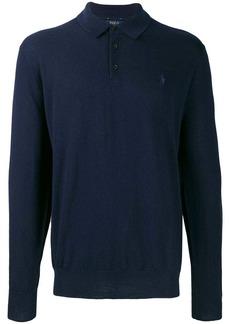 Ralph Lauren Polo classic long sleeve polo-shirt