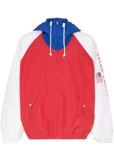 Ralph Lauren Polo colour-block lightweight jacket