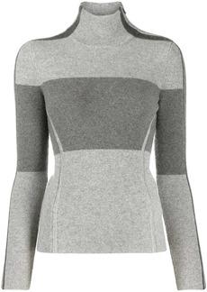 Ralph Lauren: Polo colour-block merino top