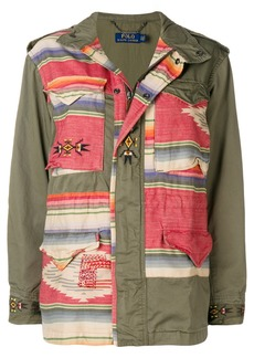 Ralph Lauren: Polo colour-block zipped jacket