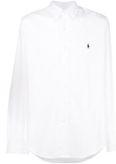 Ralph Lauren contrast logo shirt