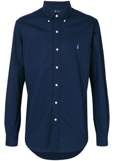 Ralph Lauren embroidered-logo button-down shirt