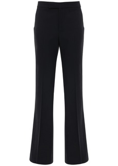 Ralph Lauren: Polo Cool Wool Faille Flared Pants