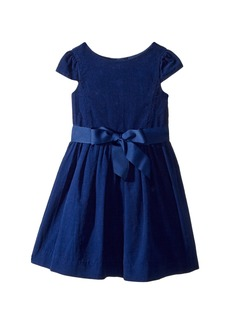 Ralph Lauren: Polo Corduroy Fit-and-Flare Dress (Toddler)
