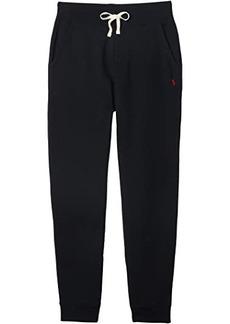 Ralph Lauren: Polo Cotton-Blend-Fleece Joggers (Big Kids)