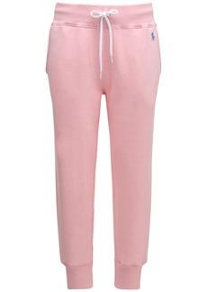 Ralph Lauren: Polo Cotton Blend Fleece Sweatpants