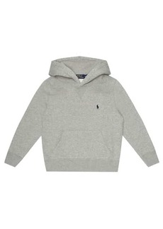 Ralph Lauren: Polo Cotton-blend hoodie