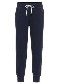 Ralph Lauren: Polo Cotton-blend jersey trackpants