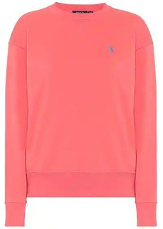 Ralph Lauren: Polo Cotton-blend sweatshirt