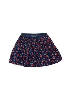 Ralph Lauren: Polo Cotton Flounce Skirt (Toddler)