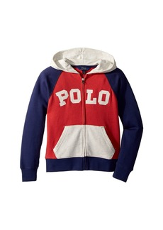 Ralph Lauren: Polo Cotton French Terry Hoodie (Big Kids)