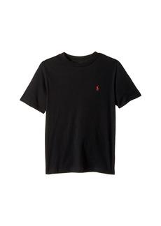 Ralph Lauren: Polo Cotton Jersey Crew Neck T-Shirt (Big Kids)