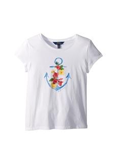 9f0edd6c Ralph Lauren: Polo Cotton Jersey Graphic T-Shirt (Little Kids/Big Kids