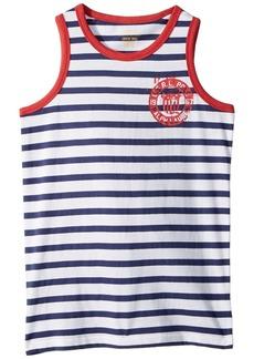 Ralph Lauren: Polo Cotton Jersey Graphic Tank Top (Big Kids)