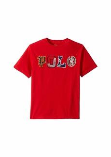 Ralph Lauren: Polo Cotton Jersey Logo Tee (Big Kids)