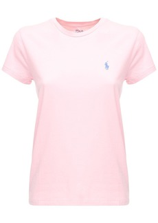 Ralph Lauren: Polo Cotton Jersey T-shirt