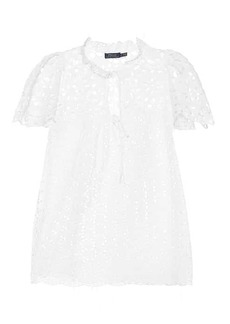 Ralph Lauren: Polo Cotton-lace shirt