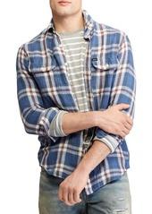 Ralph Lauren Polo Cotton Twill Button-Down Shirt