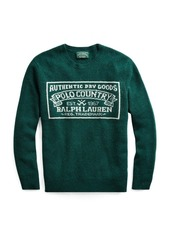Ralph Lauren Polo Country Wool Sweater