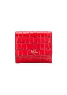 Ralph Lauren: Polo croc effect purse