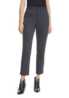 Ralph Lauren: Polo Crop Flannel Pants