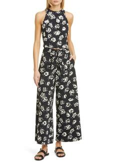 Ralph Lauren: Polo Crop Floral Top