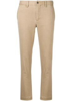 Ralph Lauren: Polo cropped skinny chinos